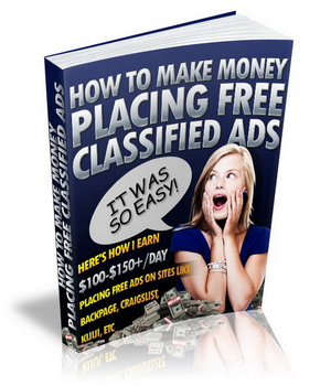 free ebook classified ads