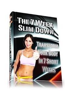 7 week slim down ebook pdf
